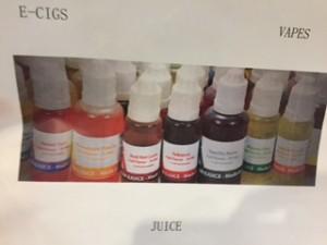 Vape juice