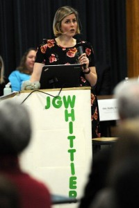 Laura at JGW