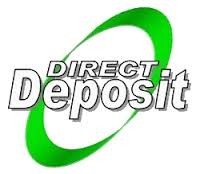 Direct Deposit - Credit Union